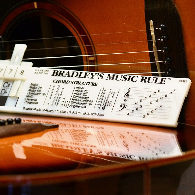 Bradley Music Ruler