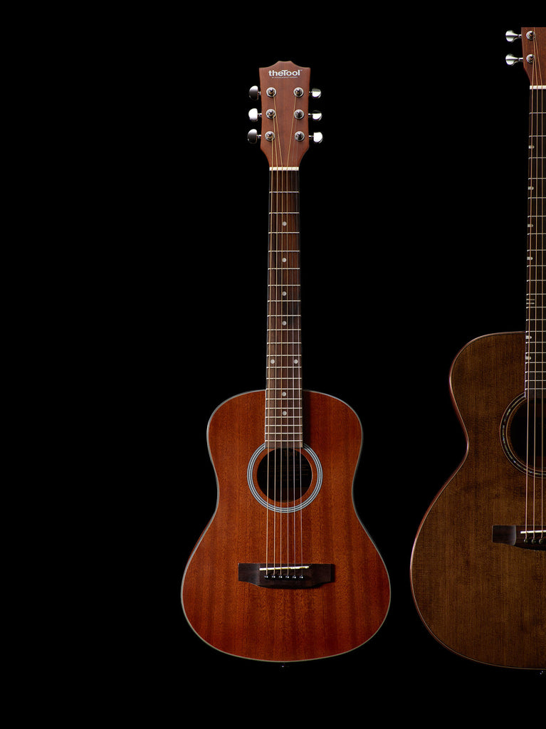 theTool acoustic traveling guitar