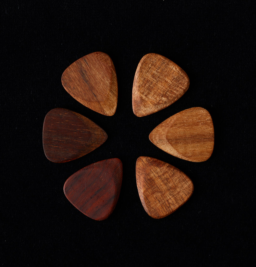 Wood picks