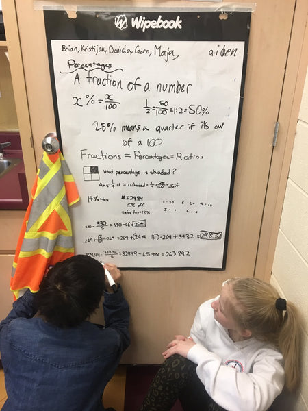 math educator vnps vgr flipchart anchor chart