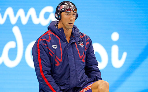 Wipebook Phelps in the moment