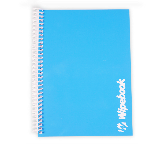 Mini Wipebook Notebook.