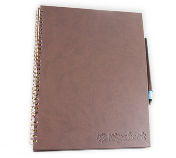 Whiteboard notebook dry erase professional