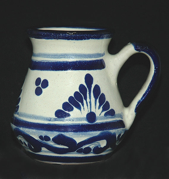 Ceramic Jarrito [Small Jar] for Mezcal and Tequila