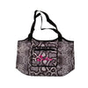 Rip A Lip Snakeskin Lit Can All Purpose Neoprene Tote Bag