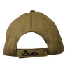 CLOSEOUT:  Khaki & Navy w/Navy Visor Rip A Lip Cotton Cap