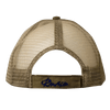 CLOSEOUT: Khaki & Royal Blue w/Khaki Mesh Back Rip a Lip Cap