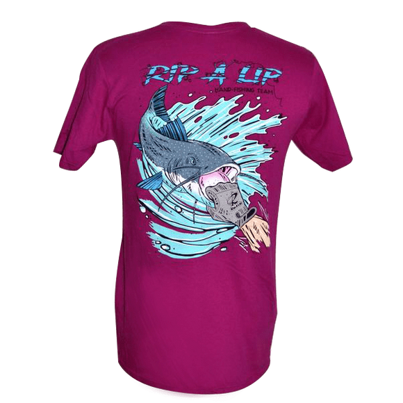 X small for Rip a lip fish wear