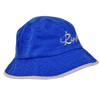 Rip A Lip Sportsman Bucket Hat Unstructured Royal & Gray