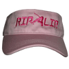 Light Pink & Hot Pink  Rip a Lip Visor