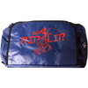Rip A Lip Stormtech Waterproof Large Gear Bag Ocean Blue w/Red Logo