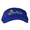Royal Blue & Lime Green Performance Rip A Lip Visor