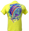CLOSEOUT: Sailfish Short Sleeve T-Shirt Safety Green (Small, Large & X-Large Only)