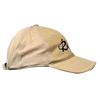 CLOSEOUT: Sand & Navy Adidas Performance Back Rip A Lip Cap
