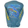 CLOSEOUT:  Tuna - Slate Long Sleeve T-Shirt (Small Only)