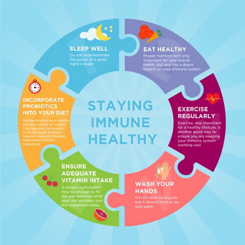 Supporting a Healthy Immune System