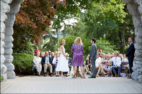 Blair Academy Wedding