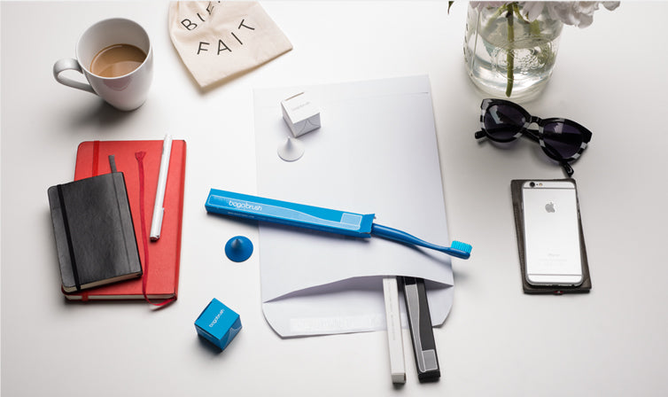 Get to know the Little Toothbrush that Could.