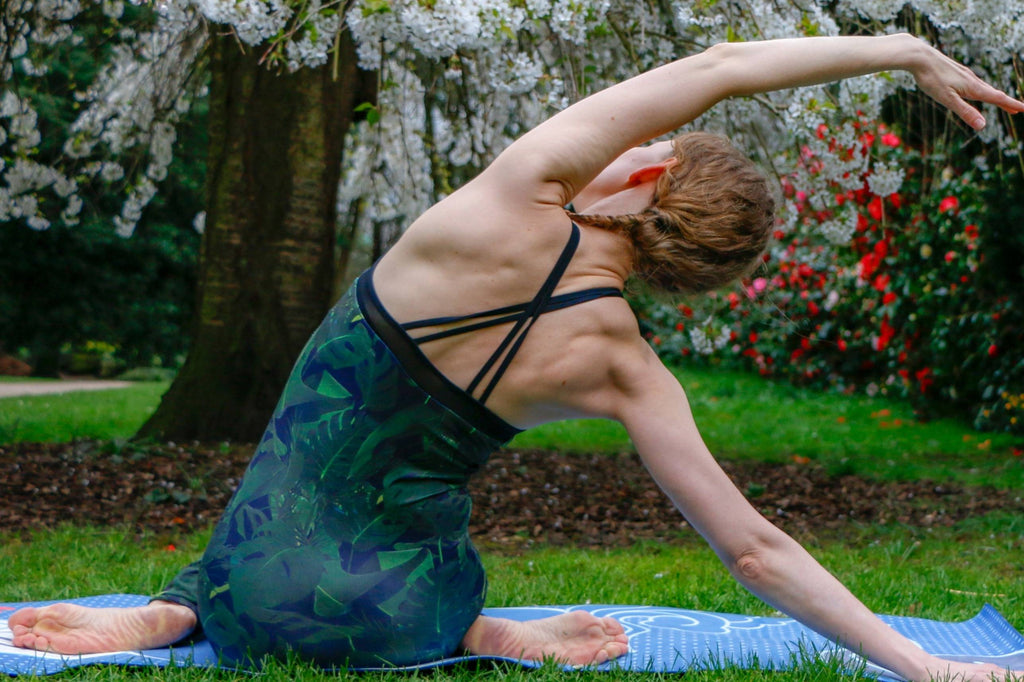 Yin Yoga Practice for Spring