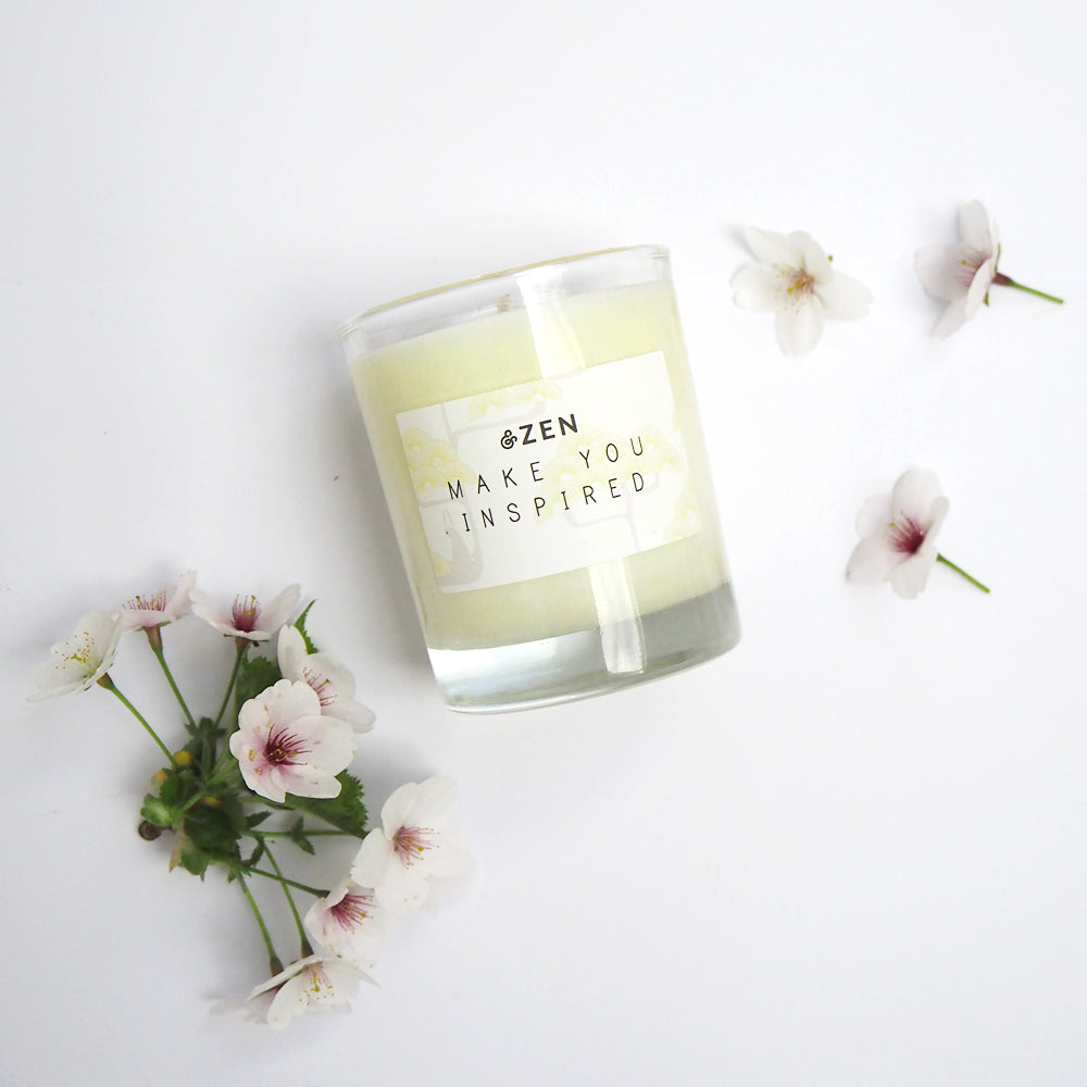 Aroma Pot Candle - Make You Inspired