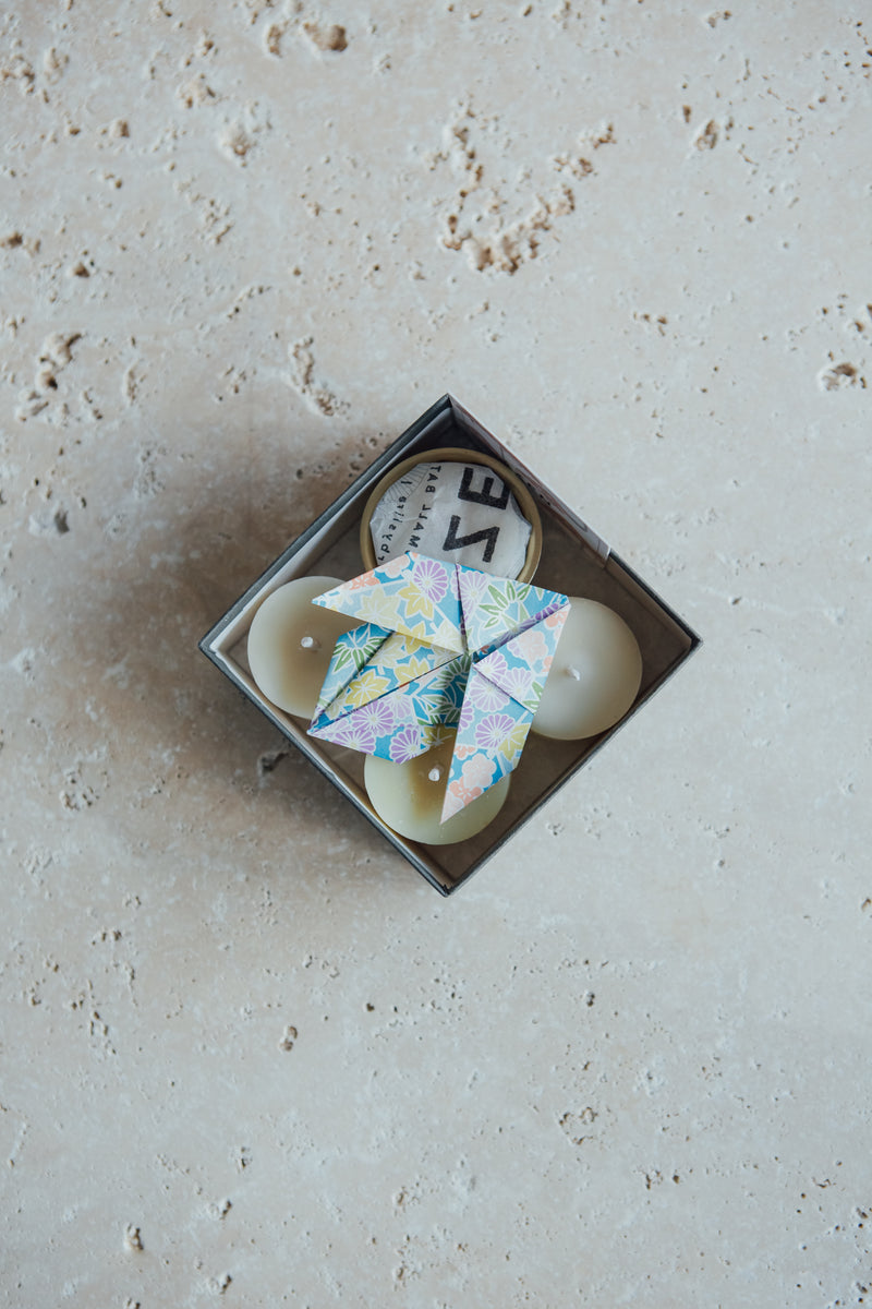 Tea-light Gift Box (4 Tea-lights)