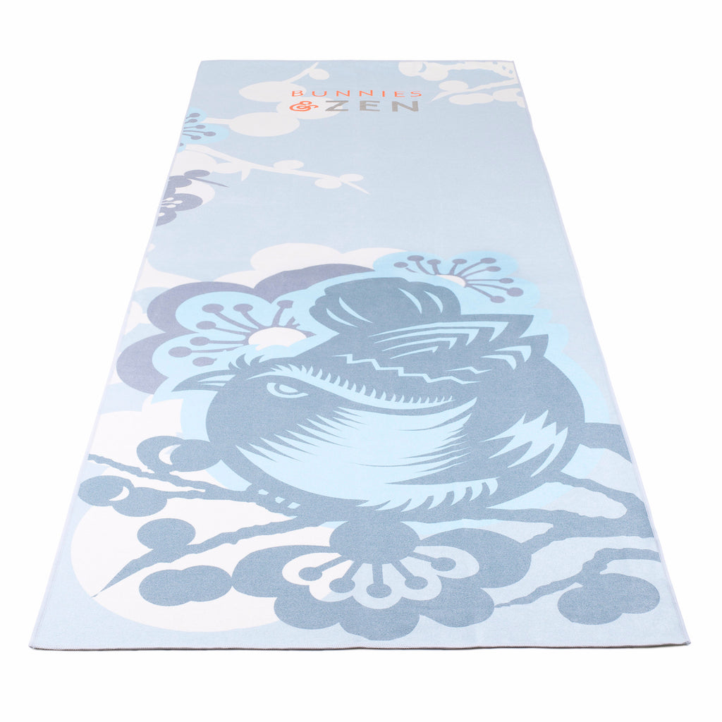 Serenity Yoga Towel
