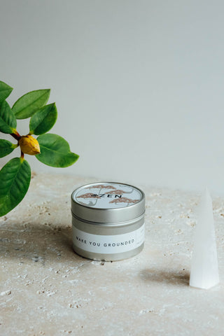 Make You Mindful | Small Meditation Candle