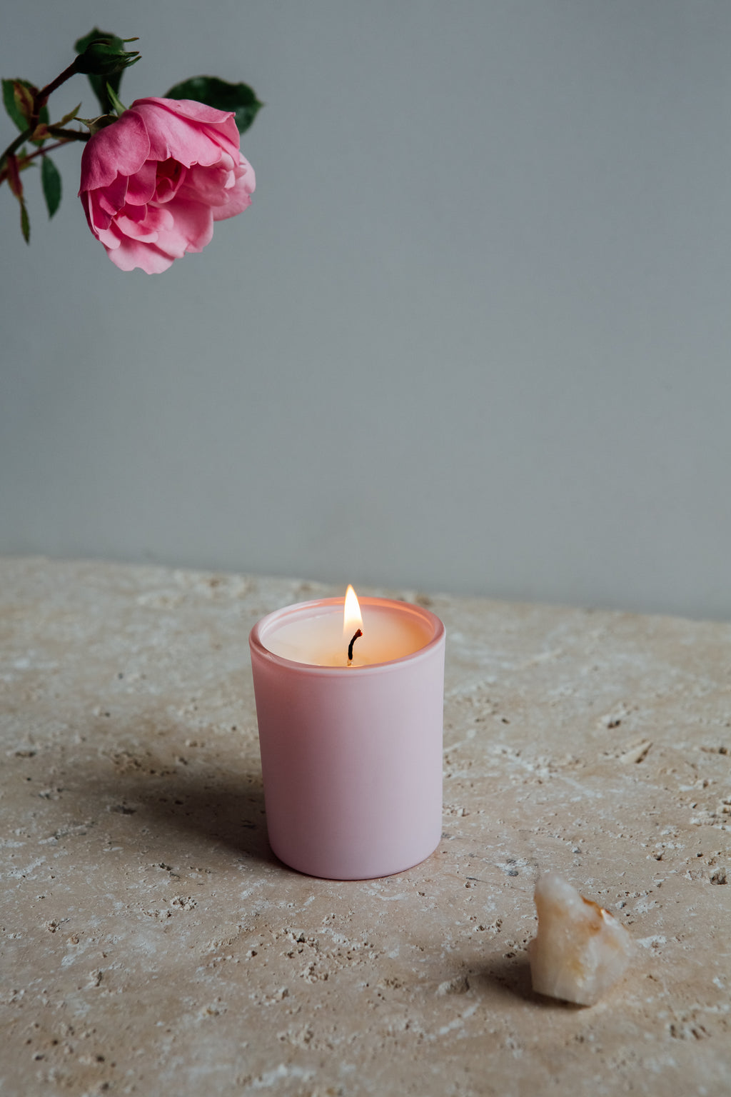 Rest | Lavender & Bergamot | Small Votive