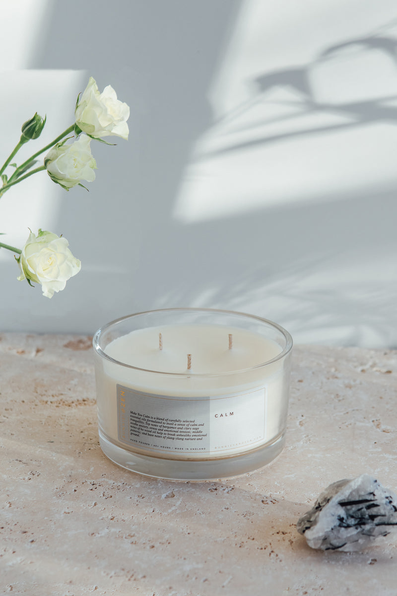 Make You Calm | Three-Wick Candle