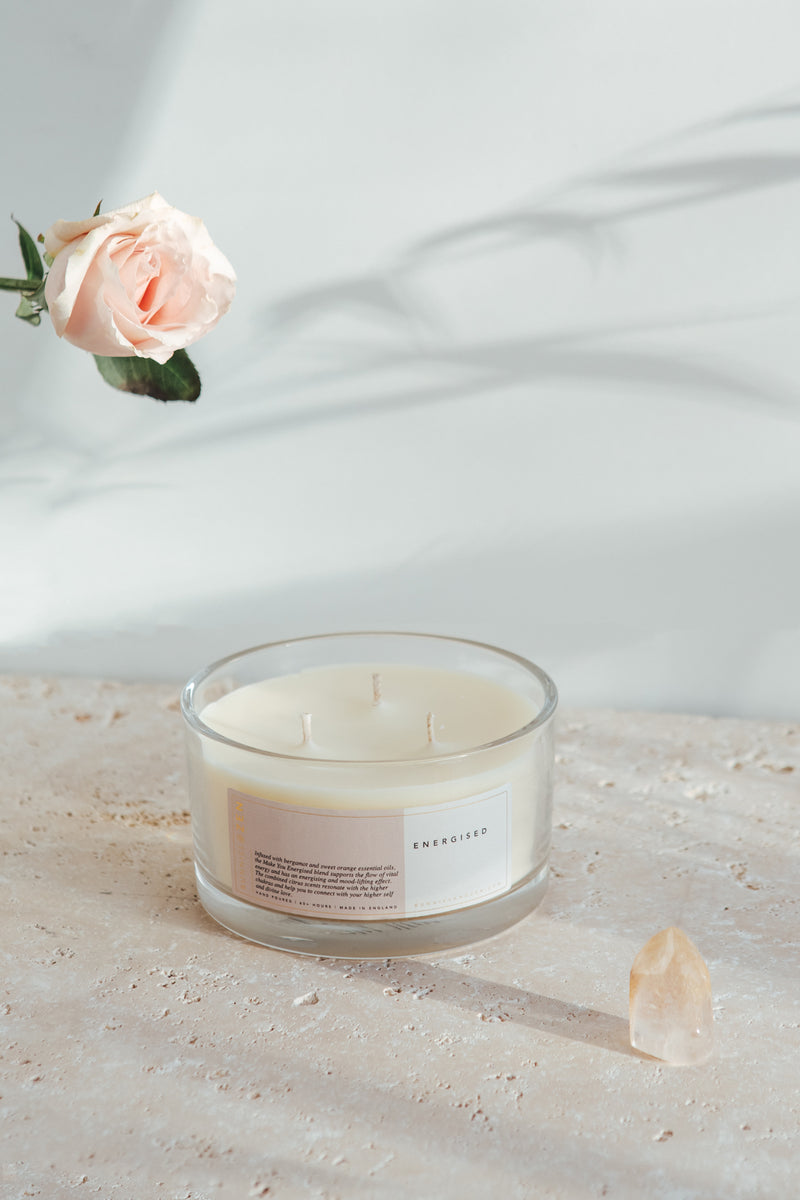 Make You Energised | Three-Wick Candle