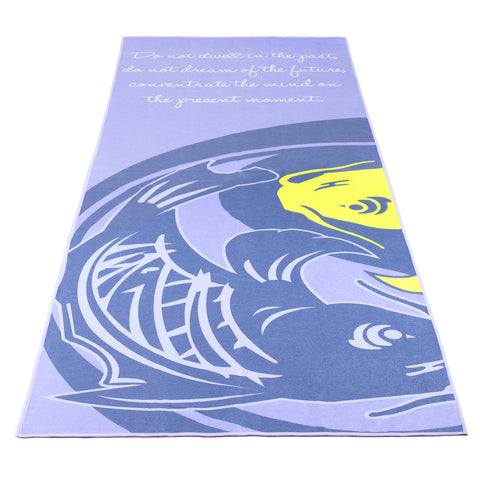 Bonsai Inspire Yoga Towel