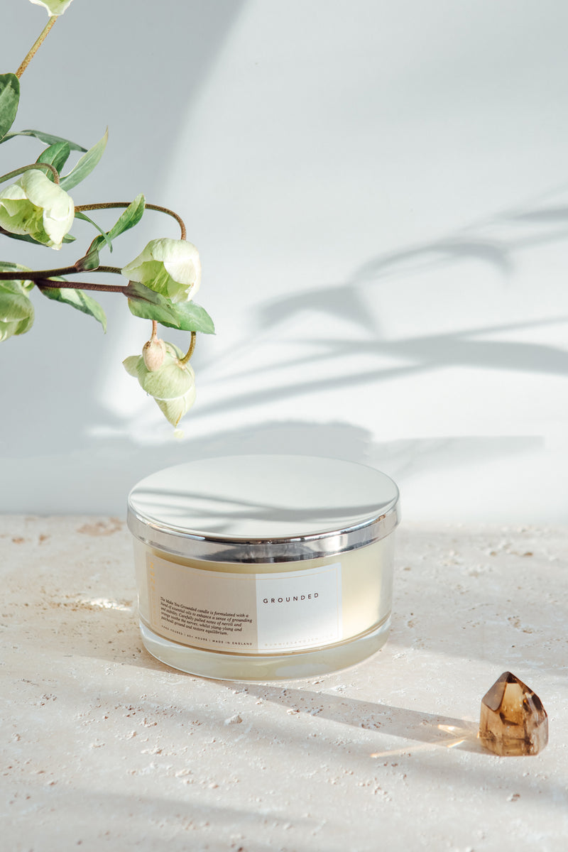 Make You Grounded | Three-Wick Candle