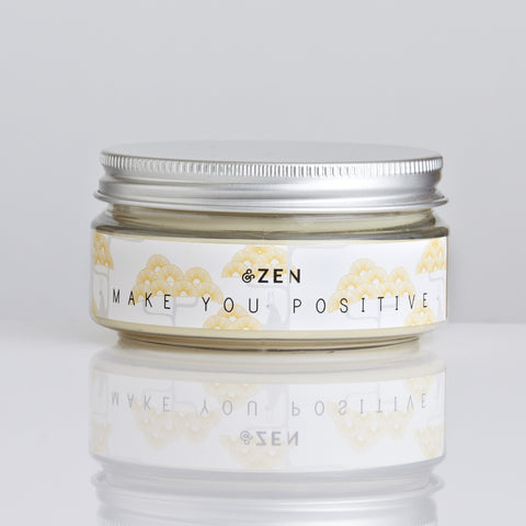 MAKE YOU POSITIVE SMALL TRAVEL CANDLE