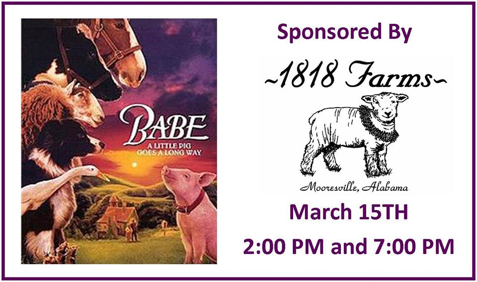 1818 Farms Sponsors Screening of Babe