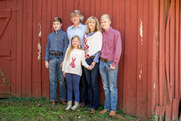 1818 Farms - About Us Family Picture