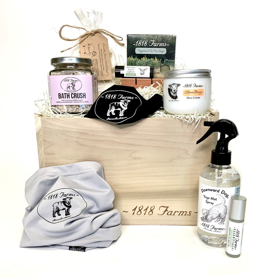 1818 Farms Select Ultimate Workout Gift Box