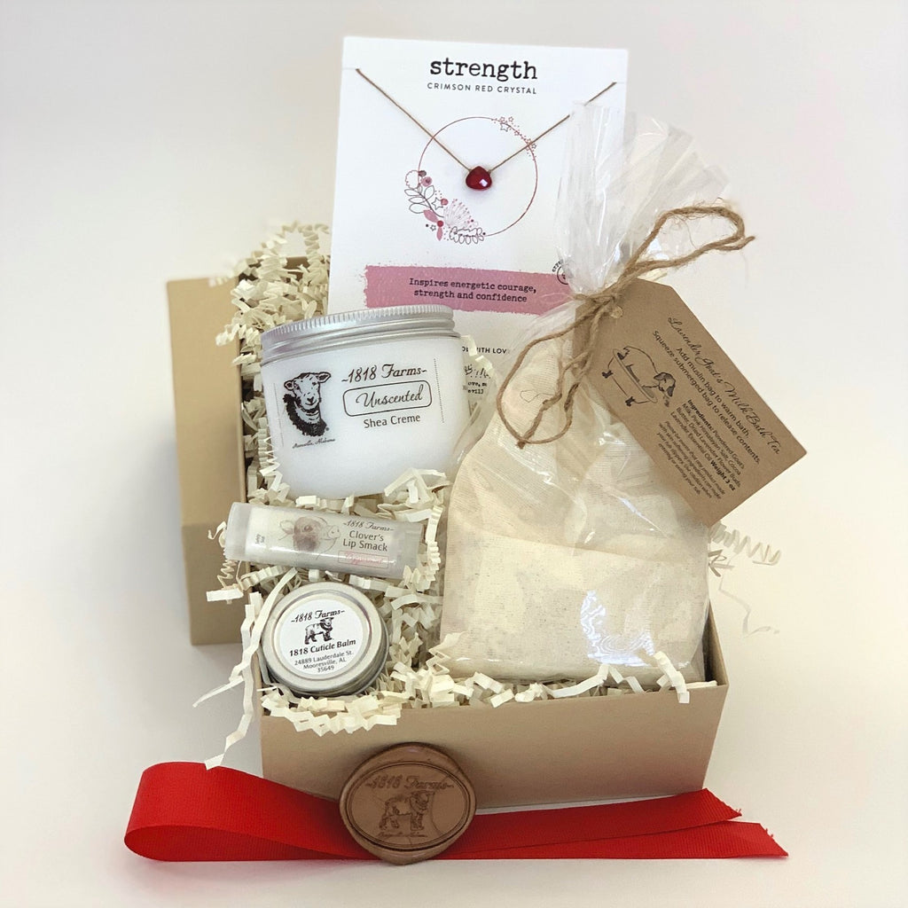 Healthcare Hero Gift Box (For Her)