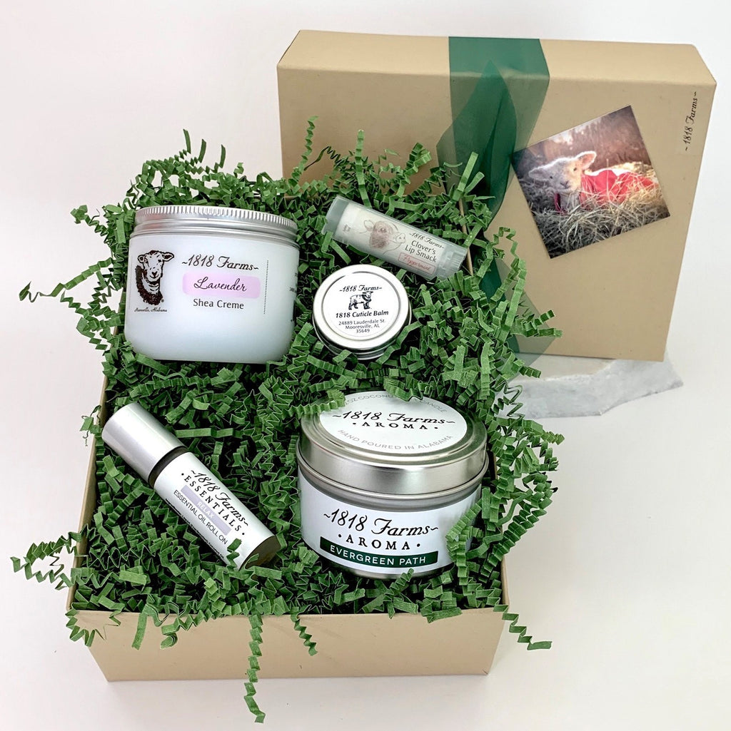 1818 Farms Relaxation Gift Set