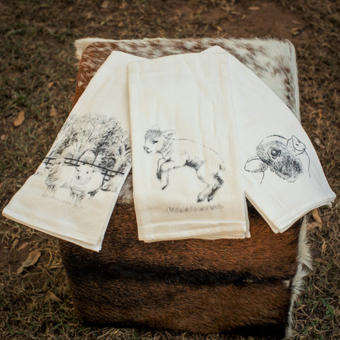 Flour Sack Towel Set