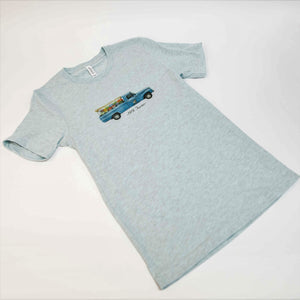 1818 Farms Flower Truck T-Shirt