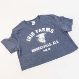 "1818 Farms ""Pop. 58"" T-Shirt"