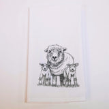 Premium Dish Towel with Original Artwork