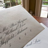 One-Day Beginning Copperplate Calligraphy Workshop with Suzanne Cunningham at 1818 Farms (8 Hours)