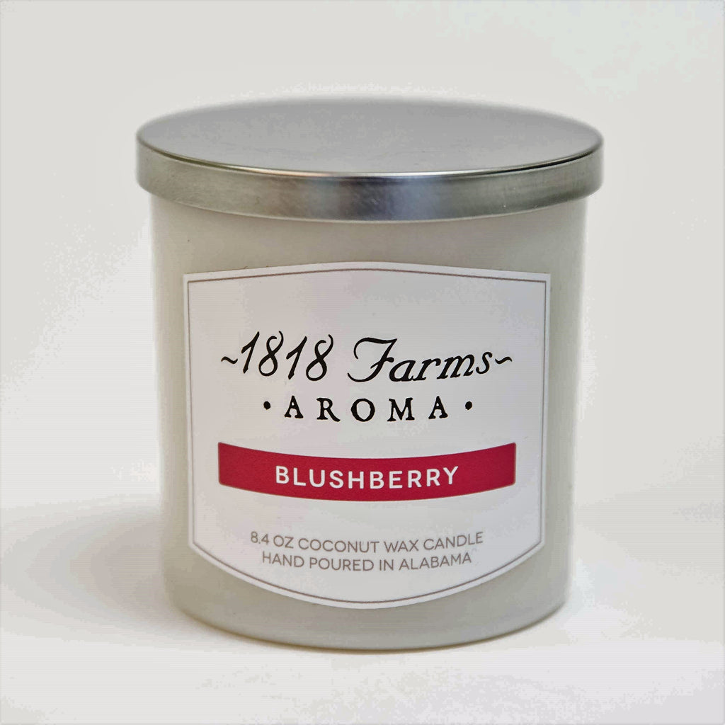 Candles (8.4oz Tumbler Jar - Blushberry)