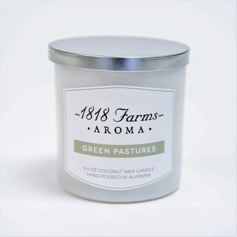 Candles (8.4oz Tumbler Jar - Green Pastures)