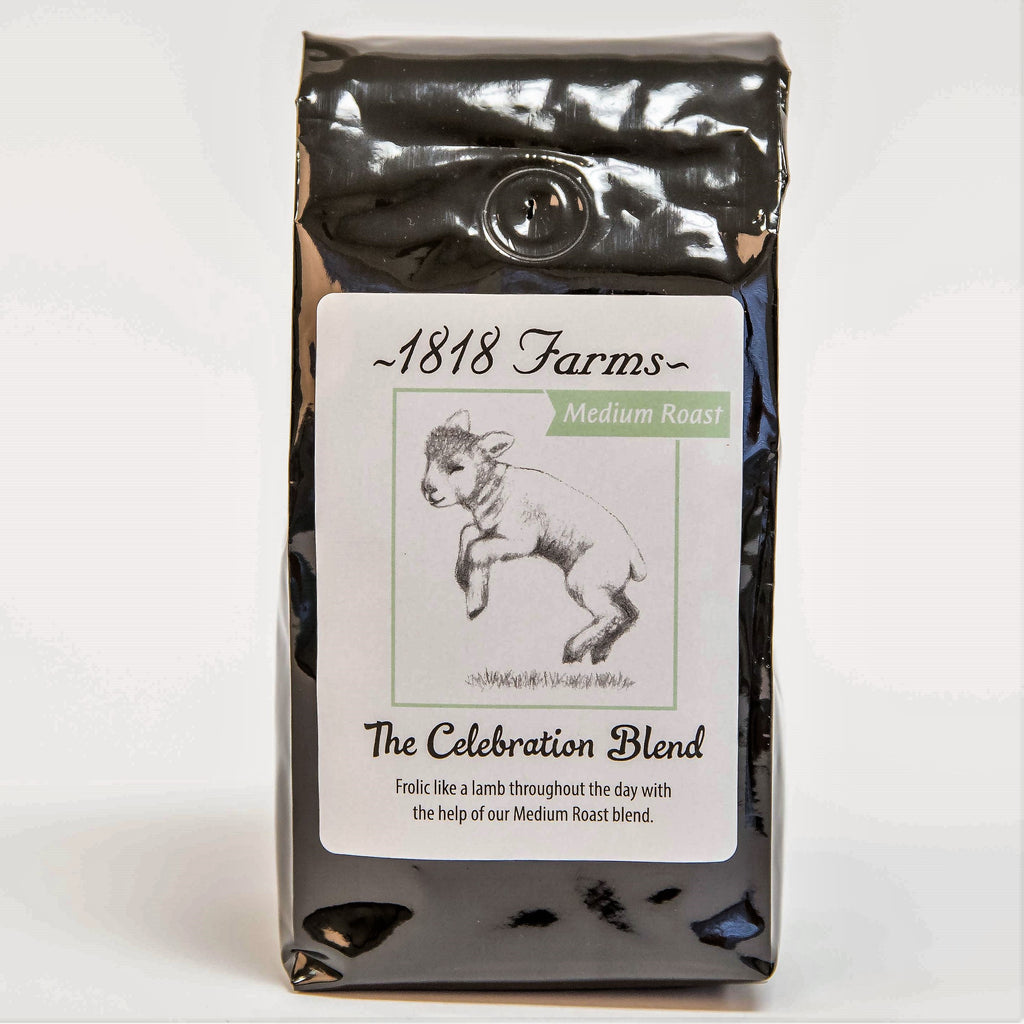 1818 Farms Signature Coffee | Medium Roast | The Celebration Blend