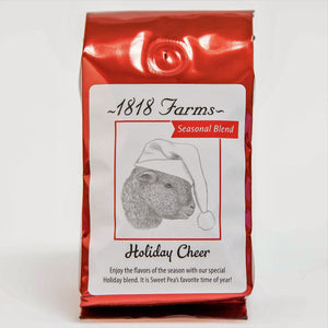 1818 Farms Signature Coffee | Medium Roast | Holiday Cheer