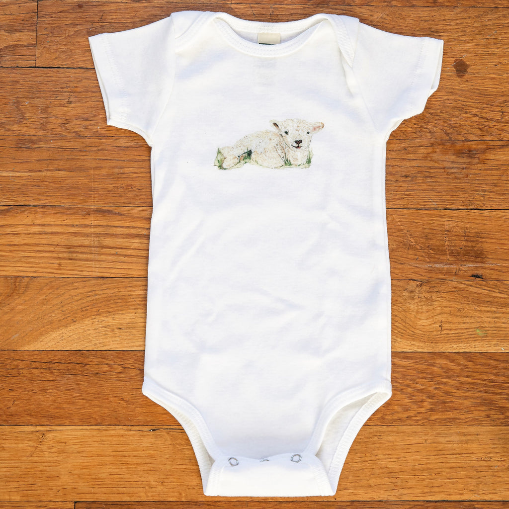 Organic Cotton Infant One Piece
