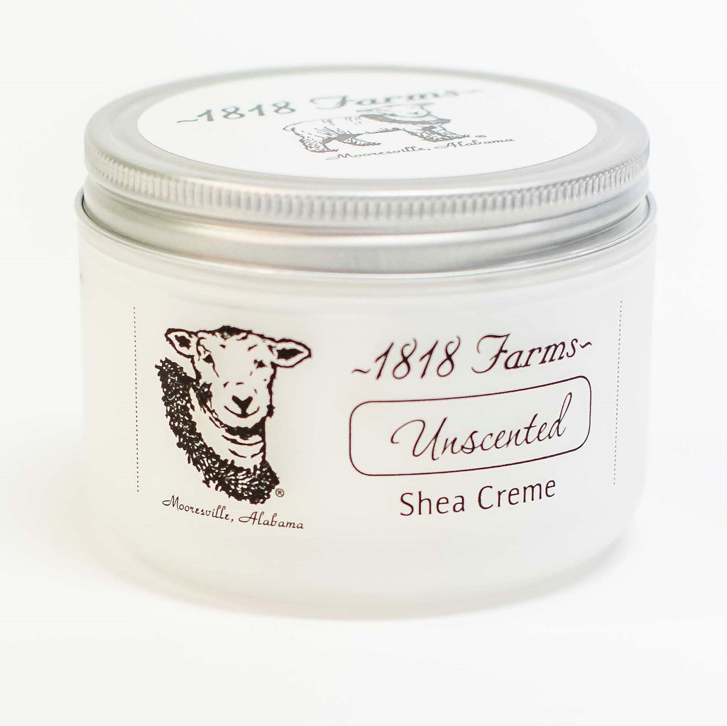 Shea Creme (8 fl oz) | Unscented