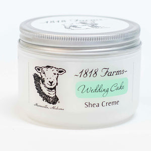 Shea Creme (8 fl oz) | Wedding Cake